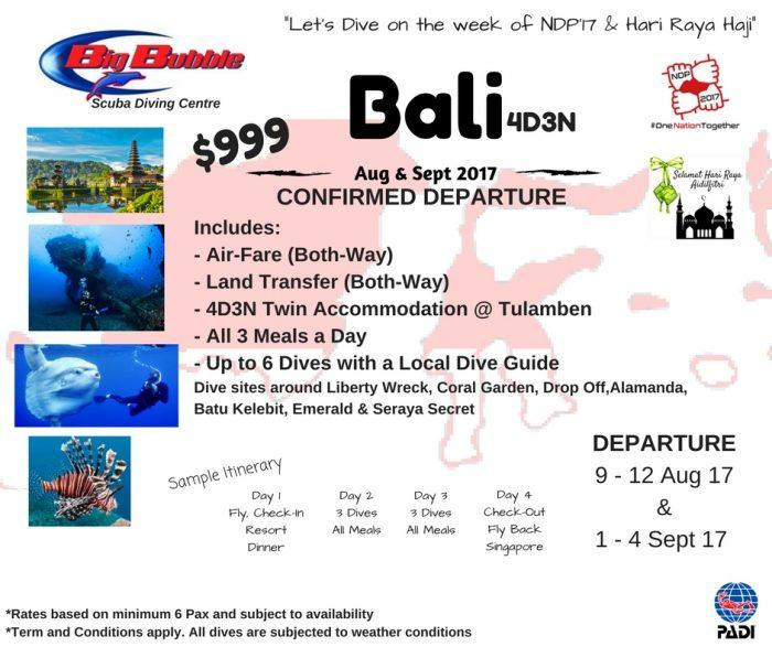 Bali Diving Trip @ Bali