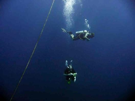 multilevel-diving