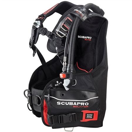 SCUBAPRO BCD Equator-Front Adjustable