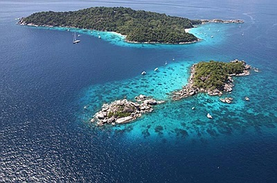 Phuket LOB Diving Package January 1 @ Similan Islands