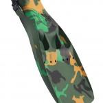 Scubapro-jet-fin-camo- spring strap