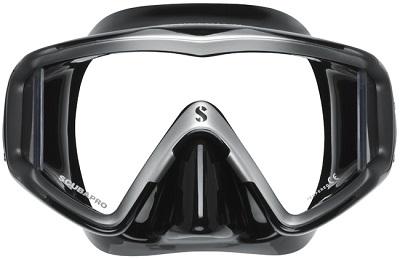 Scubapro CrystalVu BlackGray Mask
