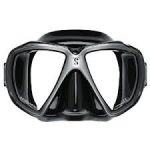 Scubapro Mask Spectra True Fit BlackSilver