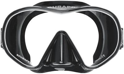 Scubapro Solo BlkWhite Mask