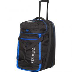 Stahlsac Jamaican Smuggler Wheeled Bag Black Blue